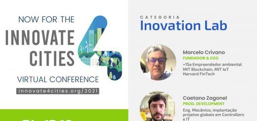 AMA participa do Innovate4Cities 2021